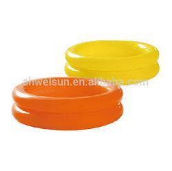 Safety Inflatable 2-Ring Kiddie Pool