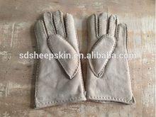 Economic most popular lamb skin driving gloves