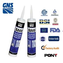 New foam 2014 100% marine rtv new pipe silicone sealant