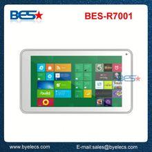 Christmas gift capacitive 1024x600 512M 4G rca tablet 7