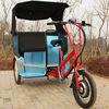 2014 hot electric pedicab rickshaw tricycle bike 500w trike 48v 20ah