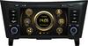 Hot sale direct factory car media for Nissan Qashqai/X-TRAIL with GPS/Bluetooth/Radio/SWC/Virtual 6CD/3G /ATV/iPod