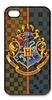 Hogwarts badge custom back hard case for iphone 5 5s