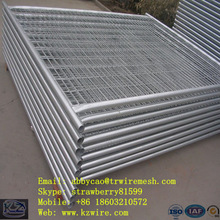 Temporary Fencing Panel, 50*100mm Opening, Wire diameter 3mm