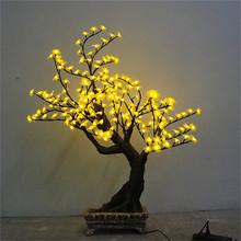 Shengjia SJ-PJS-A001 LED Bonsai TREE butterfly in flower