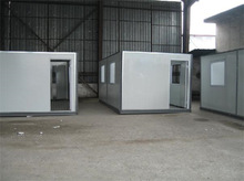 complete luxury movable container prefabricated house