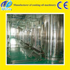 High yield cooking oil machine with ISO and CE