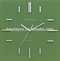 hourly music wall clock