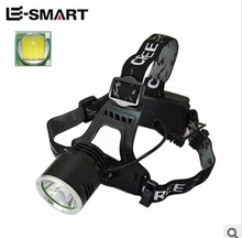 2014 High Quality Aluminum alloy body Led Head lamp, Cree XML T6 camping LED headlamp, Led Headlamp for hunting