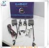 Hot sale car moto headlight kit auto hid xenon bulbs single beam auto hid kit