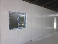 vibration-proof bright prefabricated house korea