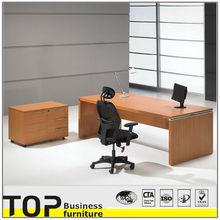 Size 1600w/1800w/2000w Main desk+Side Cabinet Office Desk for administrator
