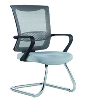 Modern Chair mesh back and fabric seat meeting chair alibaba