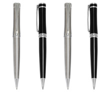 Hot selling pen! 2014 New Fashion glossy promotional metal pen