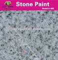 Textura de piedra pintura de la pared con altamente resistente a la abrasión