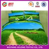 100% polyester feel warm and close fitting fabric for making bed sheet fabric cheap price
