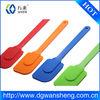 for baking and bbq colorful silicone spatula cooking spatula silicone cake scraper