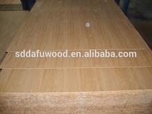 3.0mm natural teak plywood/poplar/hardwood core for Indian and Pakistan market