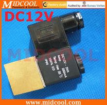 DC12v hs code for solenoid valve
