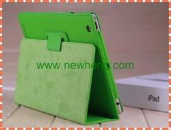 Litchi Grain PU Leather Case for iPad Mini