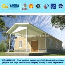 Light Steel Concrete Villa