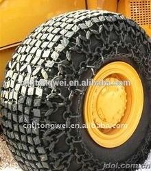 KAWASAKI KLD85Z Forklift tyre protection chains