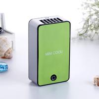 The second generation Snowman Mini Pocket USB mini fan air-conditioning fan mute creative mini air conditioner