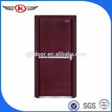 JK-F9006 office door design wood interior door ul listed fire door