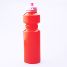 novelty fully recyclable red insulated plastic drinking water bottle wholesale