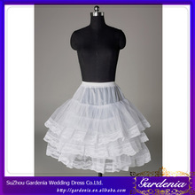 High Quality Puffy Short Tulle Skirt Sex In Petticoat Sex In Petticoat (AB0924)