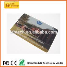 Newest Business card usb memory 4gb,promotional business usb stick ,4GB oem usb memory