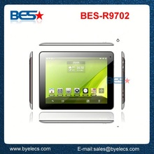 2014 hottest multi touch HD screen 2048x1536 2G 16G mid tablet pc user manual