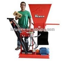 low investment clay brick making machine eco brava block making machine in ghana