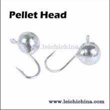 Pellet Head Tungsten Ice Jig