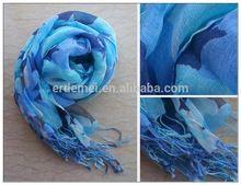 alibaba trade manager print bamboo scarf pashmina