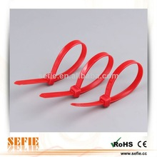 SEFIE SF 7.6x200mm nylon security plastic cable ties