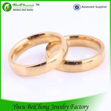 professional custom women 24 carat gold wedding rings