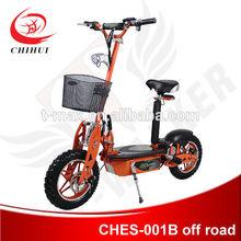 Foldable monopattino elettrico 500w with 2 big wheel for adult use