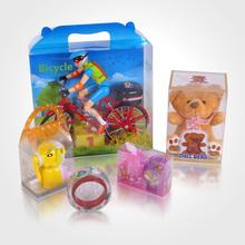 PP/PVC/PET Portable Plastic Box For Packaging