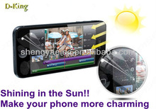 New arrival Diamond screen guard for Samsung S2 with retail package