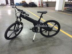 electric bike 5000-watt Al alloy frame Electric bike with 36V hidden lithium battery EN15194
