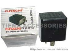 TMMP DELTA50,ALPHA50,ACTIVE110(square model,2# shell) Motorcycle flasher(without sound) MT-0113-003C ,oem quality