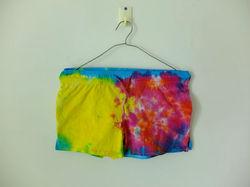 Tie Dye Shorts Men And Women Brand women shorts boardshort fashion leisure polo beach shorts pants women's skort