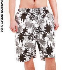 Tie Dye Shorts Men Brand hollistic women shorts boardshort fashion leisure polo beach shorts pants women's skort