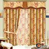 China window crochet curtain