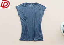 bundle clothing china wholesale acid wash t shirts/shirt cotton stone wash
