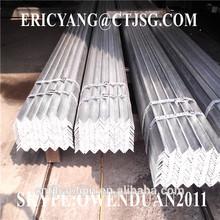 slotted Galvanized l angle iron bar for substation ancillary facilities