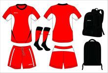 New design Funny Sublimation Hot sale custom cheap soccer uniform kits