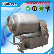 Meat processing equipment--rotary vacuum meat tumbling machine