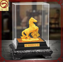 home decor custom horse metal sculpture